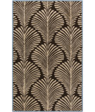 RugStudio presents Surya Bordeaux BRD-6007 Chocolate Hand-Tufted, Good Quality Area Rug