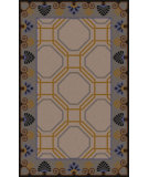 RugStudio presents Surya Bordeaux BRD-6008 Taupe Hand-Tufted, Good Quality Area Rug