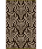 RugStudio presents Surya Bordeaux BRD-6009 Chocolate Hand-Tufted, Good Quality Area Rug