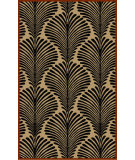 RugStudio presents Surya Bordeaux BRD-6010 Taupe Hand-Tufted, Good Quality Area Rug