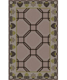 RugStudio presents Surya Bordeaux BRD-6013 Neutral / Green Area Rug