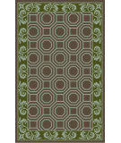 RugStudio presents Surya Bordeaux BRD-6016 Neutral / Green Area Rug