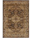 RugStudio presents Surya Basilica BSL-7202 Dark Brown Machine Woven, Good Quality Area Rug
