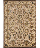 RugStudio presents Surya Basilica BSL-7209 Feather Gray Machine Woven, Good Quality Area Rug