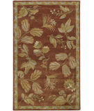 RugStudio presents Surya Bombay Bst-355 Rust Hand-Tufted, Good Quality Area Rug