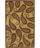 RugStudio presents Surya Bombay Bst-437 Gold Hand-Tufted, Good Quality Area Rug
