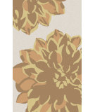 RugStudio presents Surya Budding BUD-2004 Ivory Hand-Tufted, Best Quality Area Rug