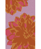 RugStudio presents Surya Budding BUD-2005 Neutral / Pink / Violet (purple) Area Rug