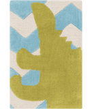 RugStudio presents Surya Budding BUD-2009 Lime Hand-Tufted, Best Quality Area Rug