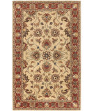 RugStudio presents Surya Caesar CAE-1001 Beige-Rust Brown Hand-Tufted, Best Quality Area Rug