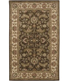 RugStudio presents Rugstudio Sample Sale 28012R Chocolate Hand-Tufted, Best Quality Area Rug