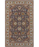 RugStudio presents Surya Caesar CAE-1004 Charcoal Hand-Tufted, Best Quality Area Rug