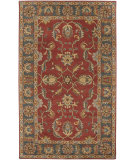 RugStudio presents Rugstudio Sample Sale 28015R Rust Red Hand-Tufted, Best Quality Area Rug