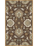 RugStudio presents Rugstudio Sample Sale 88012R Brindle Hand-Tufted, Best Quality Area Rug