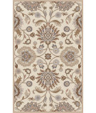 RugStudio presents Rugstudio Sample Sale 88013R Antique White Hand-Tufted, Best Quality Area Rug