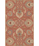 RugStudio presents Rugstudio Sample Sale 88015R Red Clay Hand-Tufted, Best Quality Area Rug