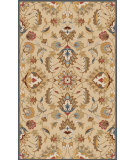 RugStudio presents Rugstudio Sample Sale 88021R Blond Hand-Tufted, Best Quality Area Rug