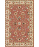 RugStudio presents Rugstudio Sample Sale 88027R Red Clay Hand-Tufted, Best Quality Area Rug