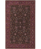RugStudio presents Surya Caesar CAE-1141 Neutral / Red / Violet (purple) Area Rug