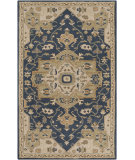 RugStudio presents Surya Caesar Cae-1145 Navy Hand-Tufted, Best Quality Area Rug