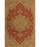 RugStudio presents Surya Caesar Cae-1147 Burgundy Hand-Tufted, Best Quality Area Rug