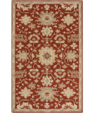 RugStudio presents Surya Caesar Cae-1148 Burgundy Hand-Tufted, Best Quality Area Rug