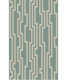 RugStudio presents Rugstudio Sample Sale 88632R Cloud Blue Hand-Tufted, Good Quality Area Rug