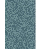 RugStudio presents Surya Modern Classics CAN-2047 Teal Blue Hand-Tufted, Good Quality Area Rug