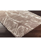 RugStudio presents Surya Modern Classics Can-2052 Taupe Hand-Tufted, Good Quality Area Rug