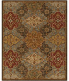RugStudio presents Surya Carrington CAR-1005 Fatigue Green Hand-Tufted, Good Quality Area Rug