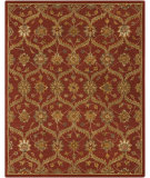 RugStudio presents Surya Carrington CAR-1006 Brick Red Hand-Tufted, Good Quality Area Rug