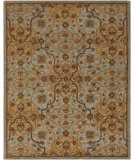 RugStudio presents Surya Carrington CAR-1008 Slate Gray Hand-Tufted, Good Quality Area Rug