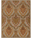RugStudio presents Surya Carrington CAR-1009 Pussywillow Gray Hand-Tufted, Good Quality Area Rug