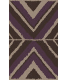 RugStudio presents Surya Calaveras CAV-4007 Eggplant Hand-Tufted, Good Quality Area Rug