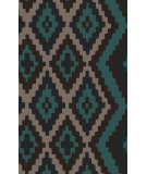 RugStudio presents Surya Calaveras CAV-4013 Neutral / Green Area Rug