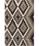 RugStudio presents Surya Calaveras CAV-4014 Chocolate Hand-Tufted, Good Quality Area Rug