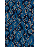 RugStudio presents Surya Calaveras CAV-4017 Cobalt Hand-Tufted, Good Quality Area Rug