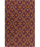 RugStudio presents Surya Calaveras CAV-4022 Eggplant Hand-Tufted, Good Quality Area Rug
