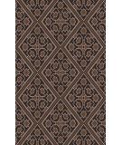 RugStudio presents Surya Calaveras CAV-4025 Chocolate Hand-Tufted, Good Quality Area Rug