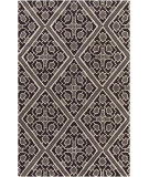 RugStudio presents Surya Calaveras CAV-4026 Neutral / Violet (purple) Area Rug