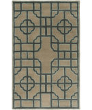 RugStudio presents Surya Calaveras Cav-4027 Olive Hand-Tufted, Good Quality Area Rug