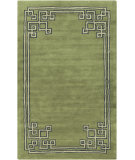 RugStudio presents Surya Calaveras Cav-4028 Olive Hand-Tufted, Good Quality Area Rug