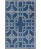 RugStudio presents Surya Calaveras Cav-4031 Cobalt Hand-Tufted, Good Quality Area Rug
