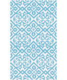 RugStudio presents Surya Cape Cod Ccd-1010 Aqua Machine Woven, Best Quality Area Rug