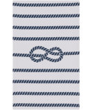 RugStudio presents Surya Cape Cod Ccd-1018 Navy Machine Woven, Best Quality Area Rug