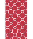 RugStudio presents Surya Cape Cod Ccd-1036 Cherry Machine Woven, Best Quality Area Rug