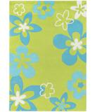 RugStudio presents Surya Chic CHI-1004 Lime Hand-Tufted, Good Quality Area Rug