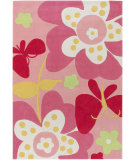 RugStudio presents Surya Chic CHI-1007 Pink Hand-Tufted, Best Quality Area Rug