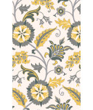 RugStudio presents Surya Chapman Lane CHLN-9004 Moth Beige Hand-Tufted, Good Quality Area Rug