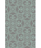 RugStudio presents Surya Chapman Lane CHLN-9017 Flint Gray Hand-Tufted, Good Quality Area Rug